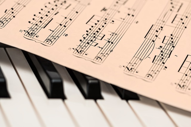 ピアノ楽譜