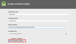 AndroidStudioCreateProject